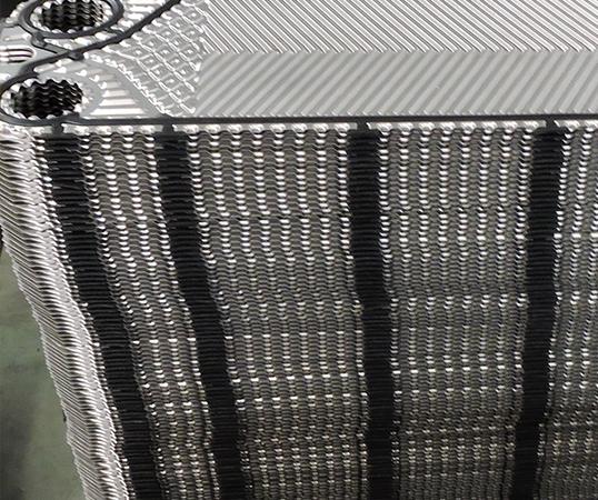 intercambiadores de calor de placas refaccionamiento