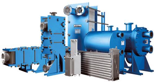 intercambiadores de calor de placa